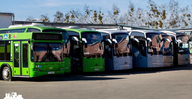 автобусы гродно