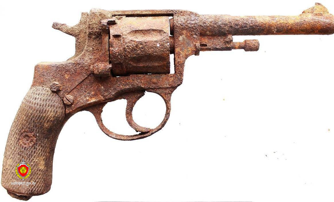 револьвер 2 мировая