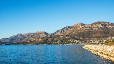 Море Черногория