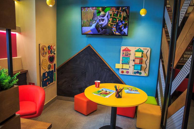 кафе гродно детская комната