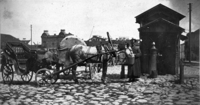 история водоснабжения гродно