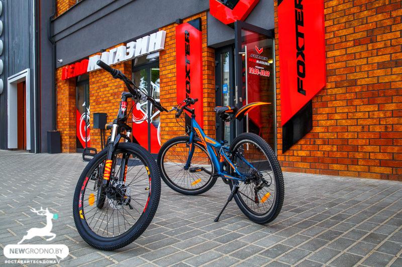 магазин велосипедов гродно