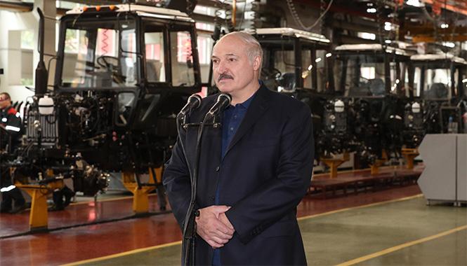 Лукашенко Бабарико