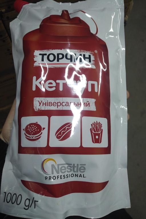 кетчуп цены