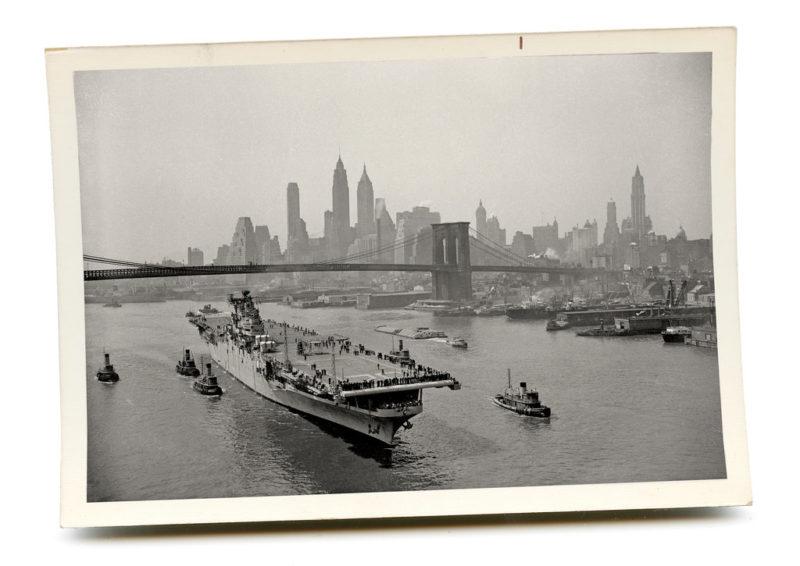 нью-йорк 40-е годы