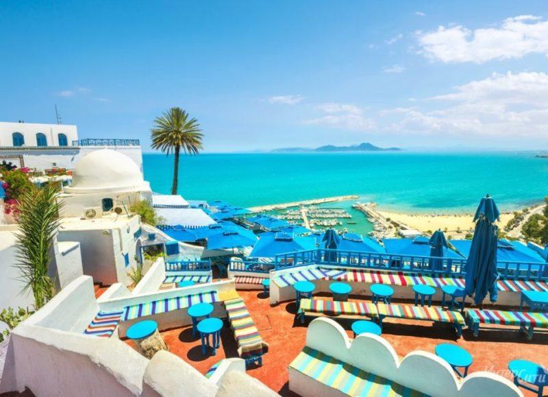 курорты тунис
