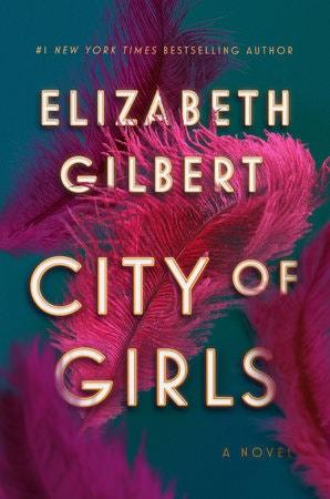 Город женщин Элизабет Гилберт