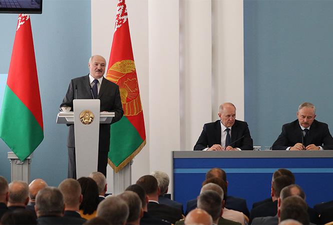 лукашенко президент беларуси