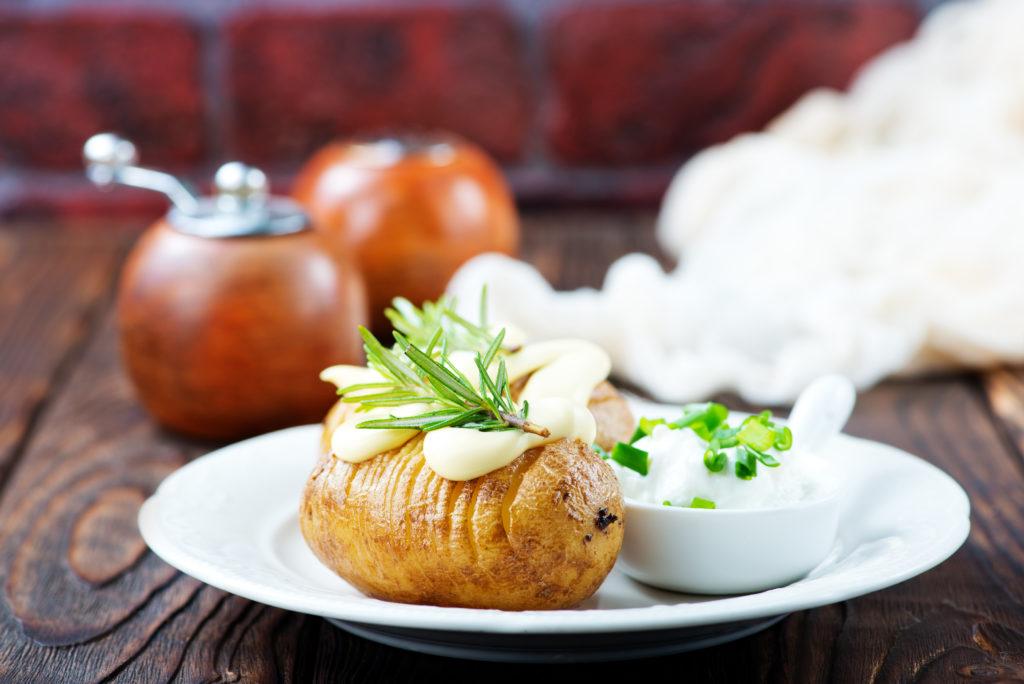 рецепты из молодой картошки