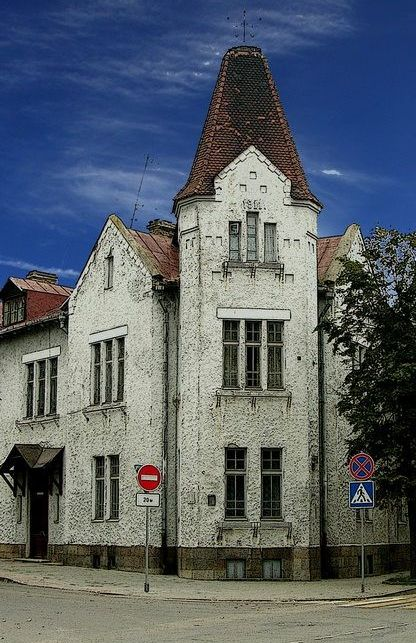 дом врача Тальгейма 2