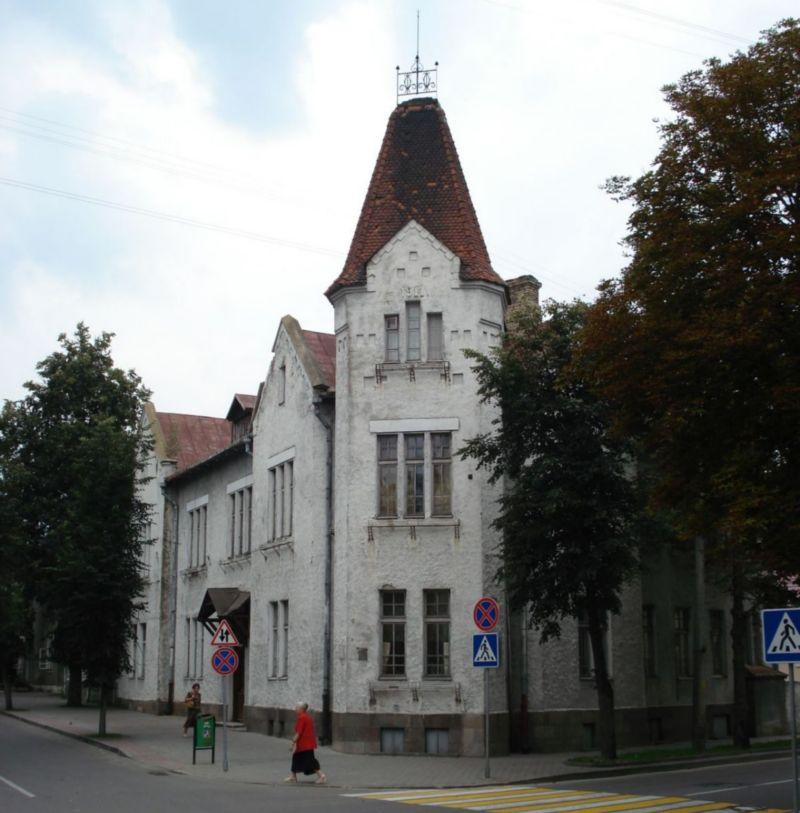 дом врача Тальгейма 1