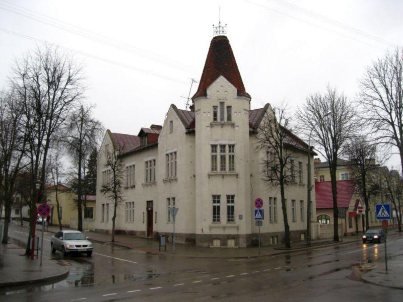 дом врача Тальгейма
