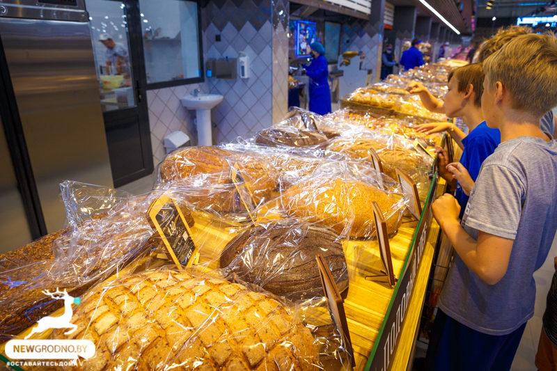свежий хлеб гродно