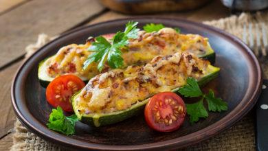 рецепты овощей