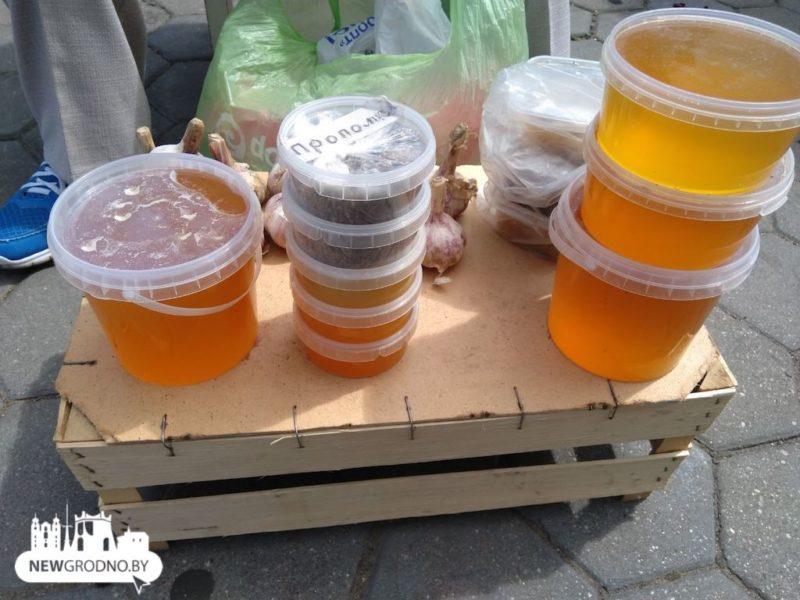 мед натуральный цены