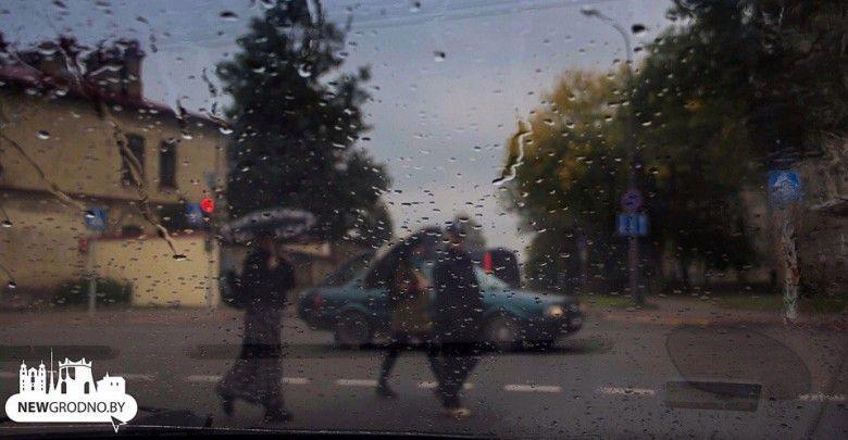 дожди погода