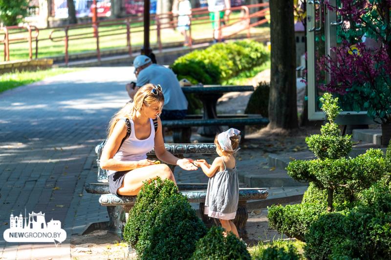 Лето это маленькая жизнь. Как гродненцы провели последний день лета -  NewGrodno.By